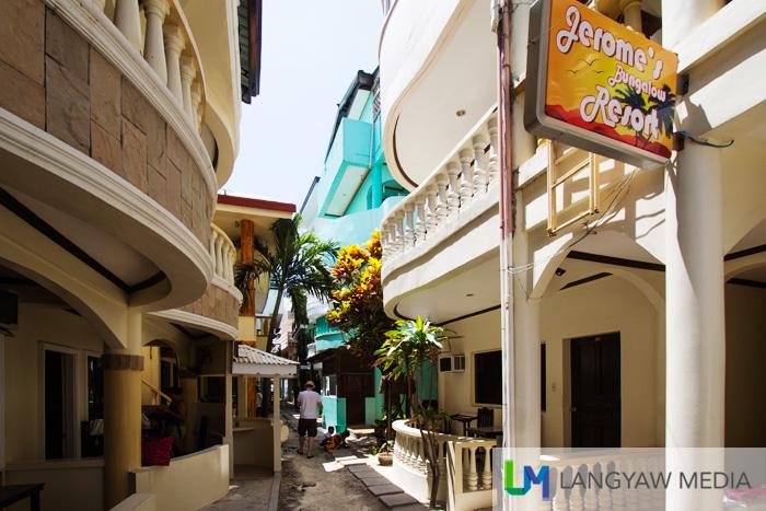 Boracay Station 2 inns