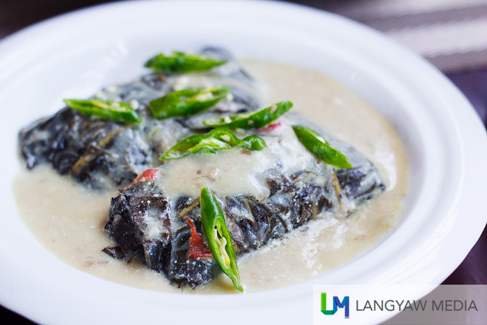 If you love the pinangat, you'll also love the linapay
