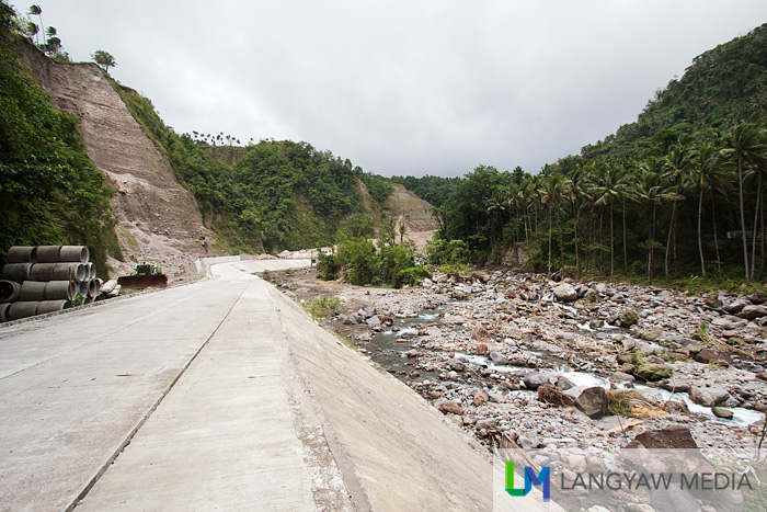 The new road guarantees  shorter time from Catarman to Mambajao. But is this really needed?