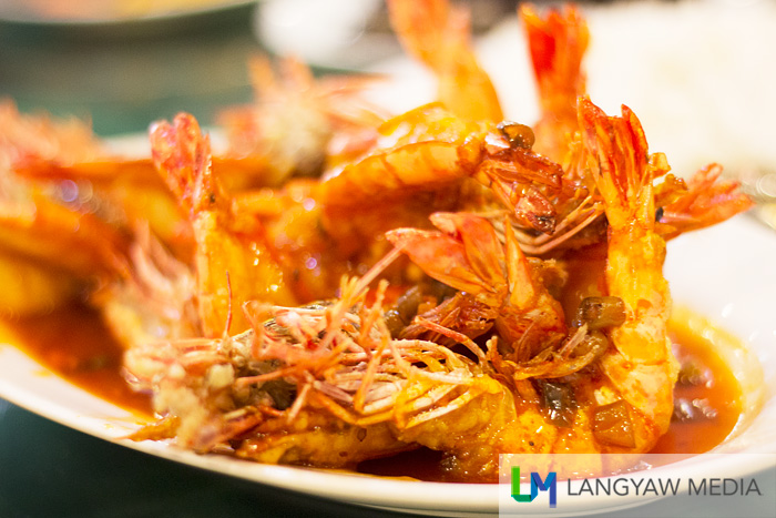 Hai San is known for its delicious Chinese cuisine with freshl seafood that you chose to be cooked