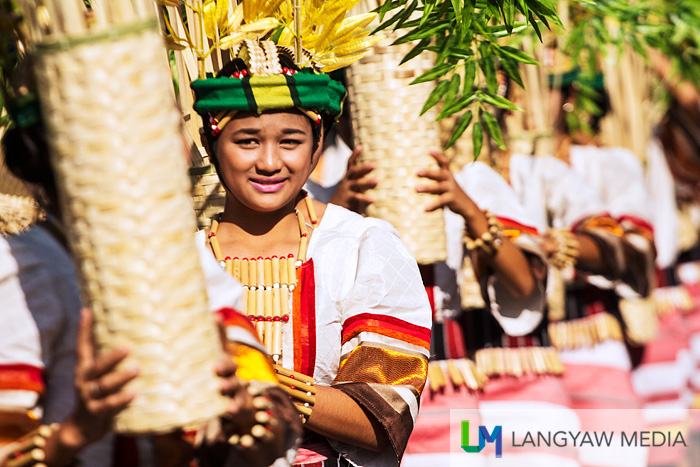 The bamboo, Abra's very versatile and abundant product is celebrated during its 98th Foundation Day with the Kawayan Festival. Here, the Ilocano and Itneg (Tinguian) cultures partake in songs and dances, food, crafts and cultural presentations that showcases the best of Abrenian identity