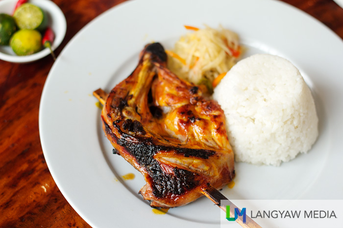 Island Chicken Inasal