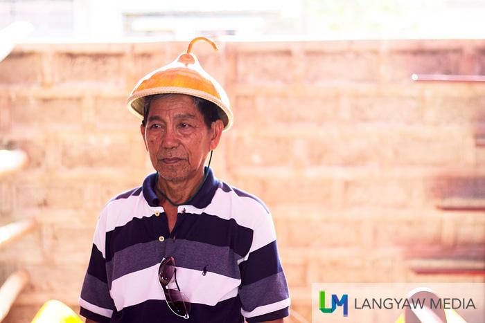 Teofilo Garcia, National Living Treasure Awardee, 2012