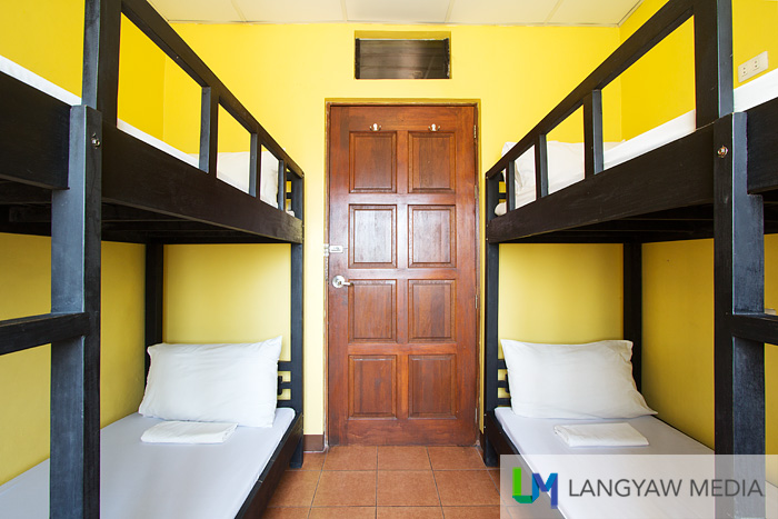 Dorm type accommodation