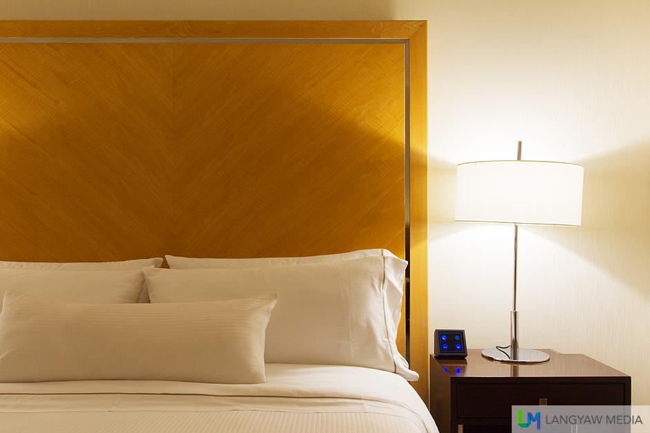 Westin Bangkok premium deluxe suite