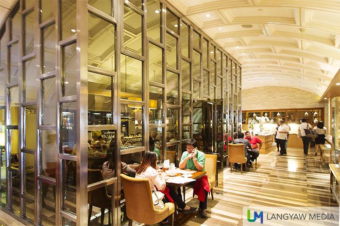 At Cafe Ilang-ilang