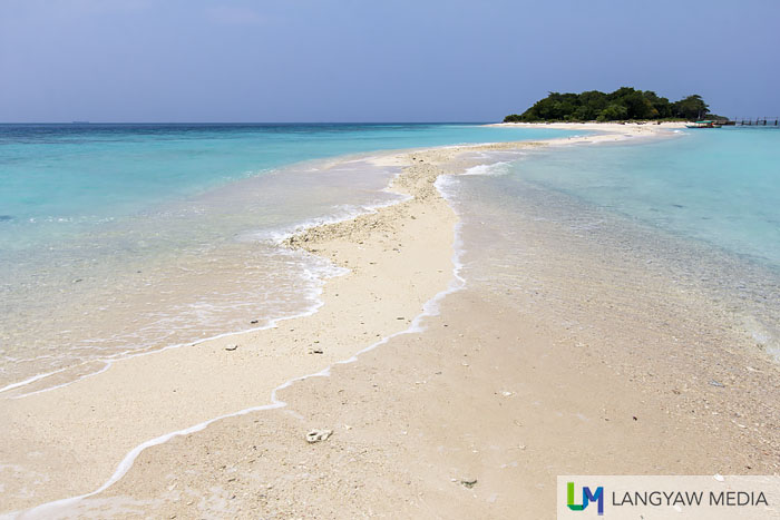 Little Sta. Cruz Island, Zamboanga City