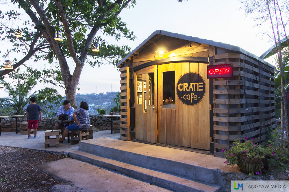 Cebu's Crate Cafe
