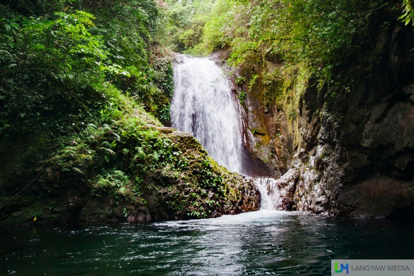 Anuplig Falls (Adams, Ilocos Norte)