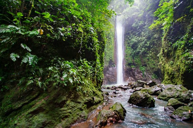 Casaroro Falls (Valencia, Negros Oriental)