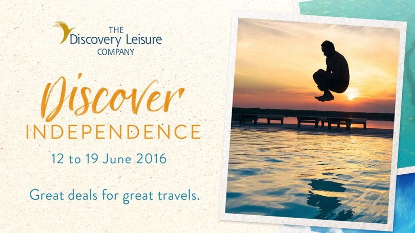 Discover Independence 2016