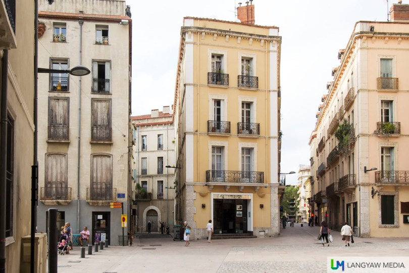 A day tour around Perpignan