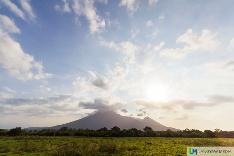 Gunung Baluran, the highest point of Baluran National Park at 1,247m elevation is an extinct volcano