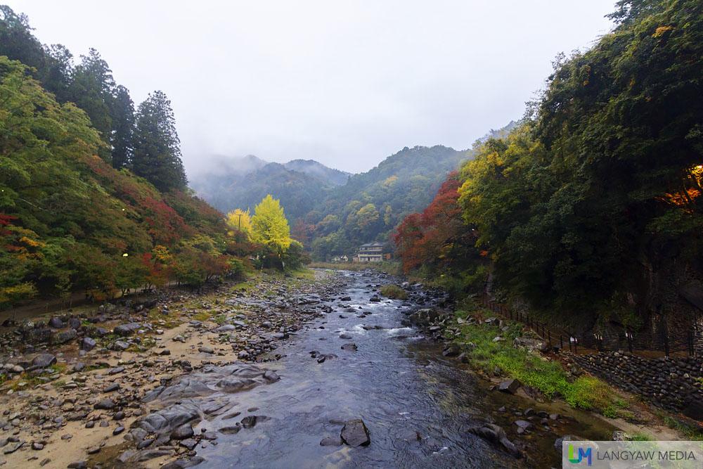 Korankei Aichi Japan