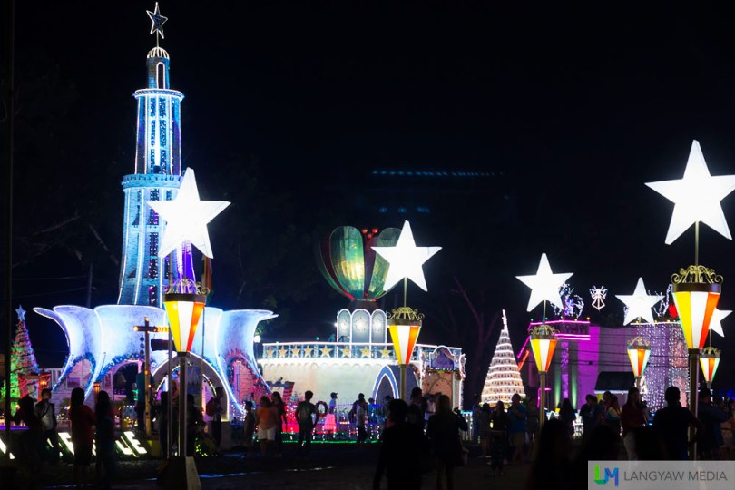 tangub city christmas symbols