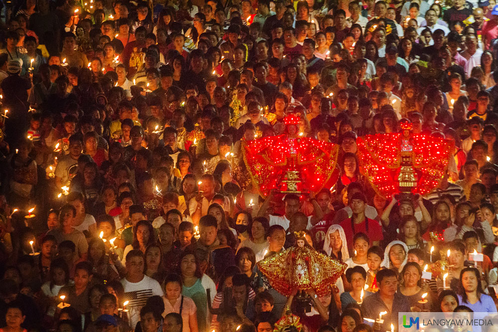 Sto Nino procession in Cebu