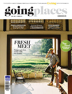 Going Places March 2017