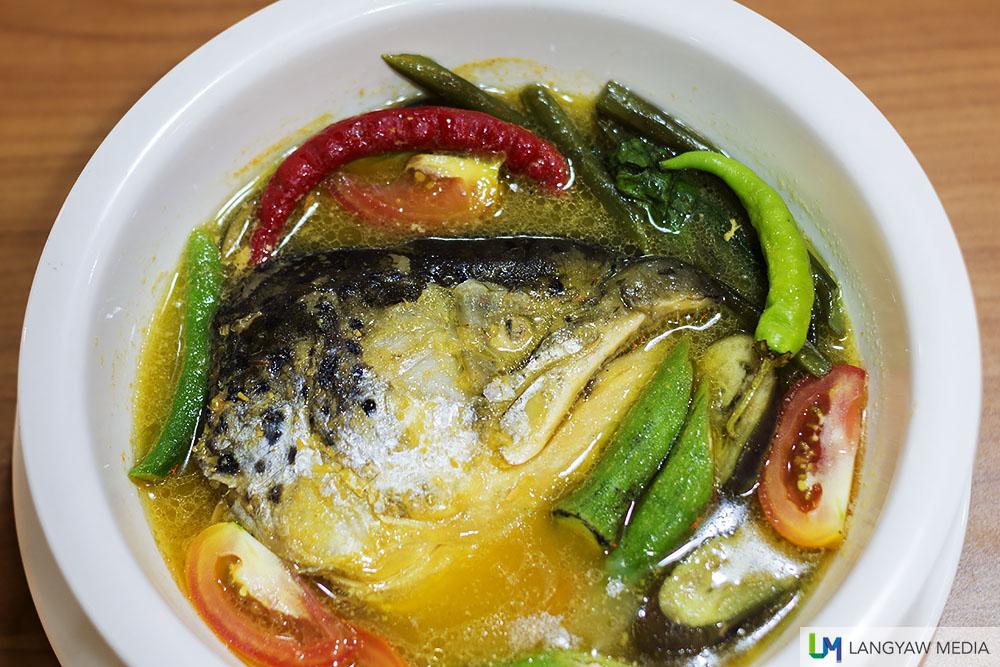 delicious filipino food in naga city