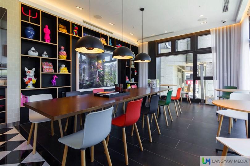 design boutique hotel in taipei