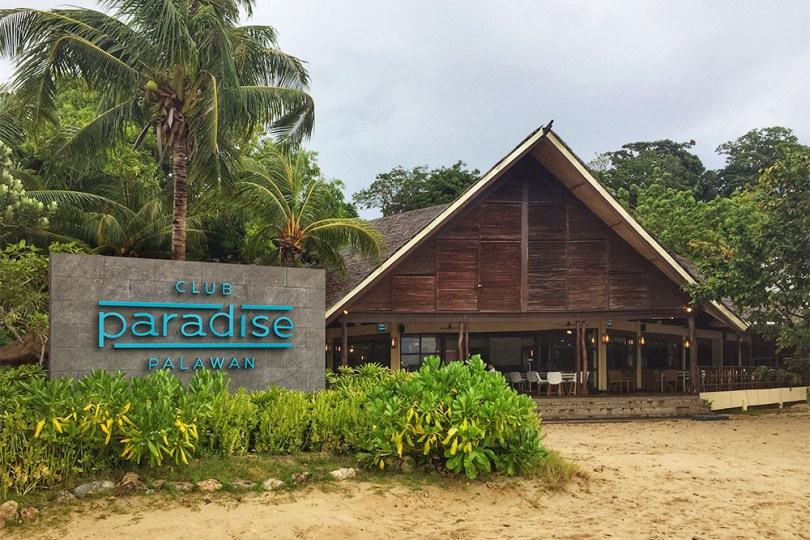 Club Paradise, luxury resort in Coro