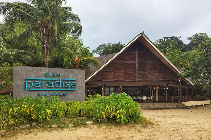 Club Paradise, luxury resort in Coro