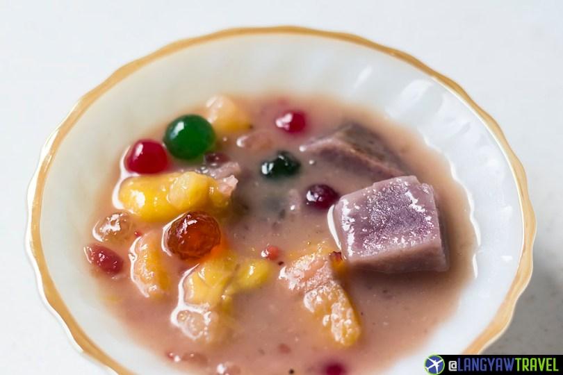 Cebu local dessert