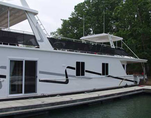 Houseboat Rentals For Corporate Events And Parties