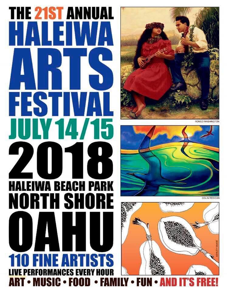Haleiwa Arts Festival