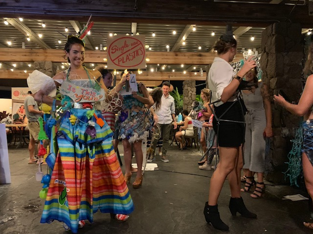 Photos – Marine Debris Fashion Show