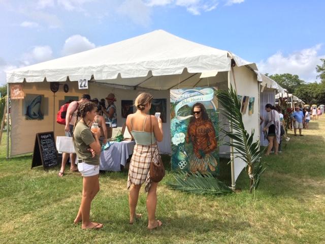 Haleiwa Arts Festival 2018