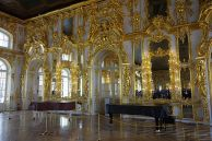 Inside the Catherine Palacew reception hall