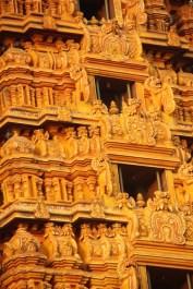 Kandaswamy Kovil, Jaffna. Detail