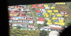 Advertising near Ooty, India