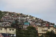 Ooty suburbs, India