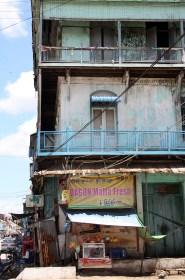 Main street, Mawlamyine
