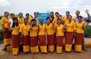 With Nan Htike San, Kyauk Me