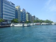 Male' harbour