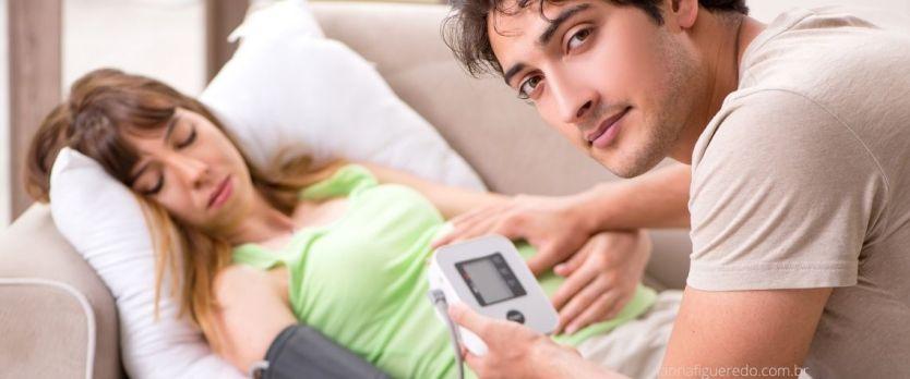 Pressão alta na gravidez