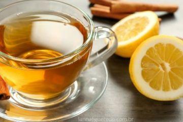 como fazer chá de canela em pó