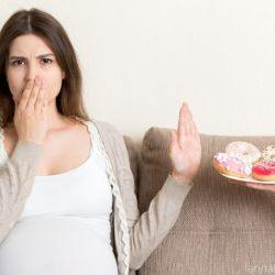 o que gravida não pode comer