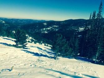 Jenny Lind, Indian Peaks, January 2015