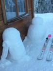 Some ski lifties were bored