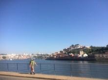 Leaving Porto