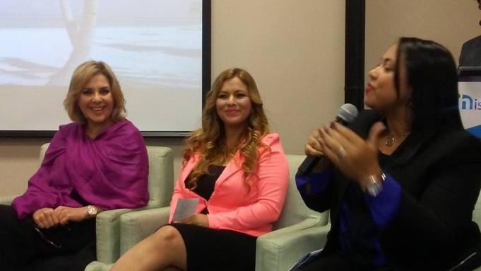 Yaniris Felipe, Alexa Ramírez y Ana Maria Canseco