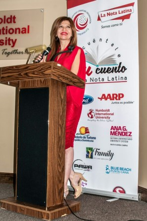Marybel Torres, CEO de La Nota Latina