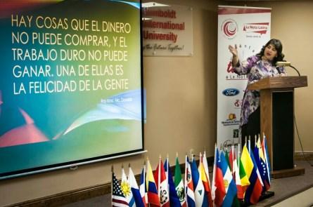 Viviana Cantillo, experta en comunicación.