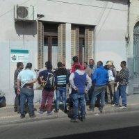 Paraná: sigue tomada por trabajadores la sede de UOCRA