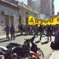Enfrentamiento en UOCRA Paraná: intervino la policía