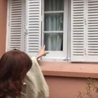 CFK comparó a Alicia Kirchner con Montiel