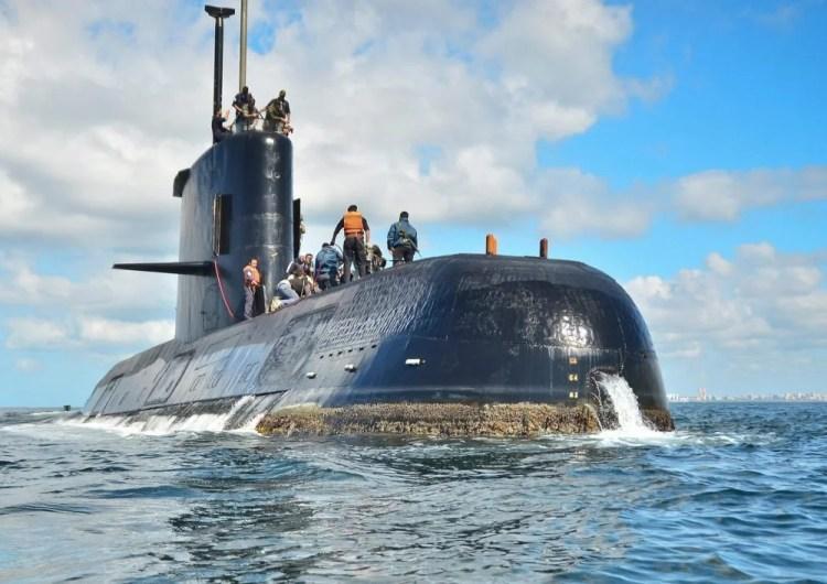 A dos meses de la desaparición del submarino Ara San Juan